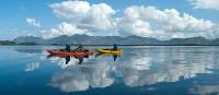 Serene waters on our 'Madagascar Kayaking Adventure'   Debby Oscroft