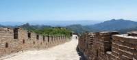 Beautiful weather exploring the Great Wall | Alana Johnstone