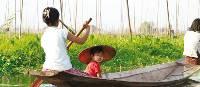 Life on Inle lake, Myanmar | Mike Geisel
