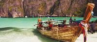The beautiful Maya Bay in Thailand | Cain Doherty
