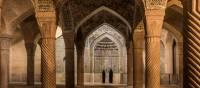 Women at Vakil Mosque, Shiraz | Richard I'Anson