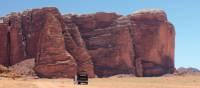 Vast expanses of the Wadi Rum, Jordan | Rachel Imber