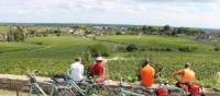 Taking a break from the bikes in Burgundy | Jaclyn Lofts