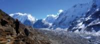 Trekking near Kanchenjunga   Michelle Landry