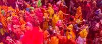 Wonderful scenes during Holi Festival | Richard I'Anson