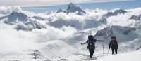 Climbers on Baruntse in Nepal | Annette Skirka