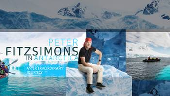 Join Peter on this exclusive Antarctic voyage