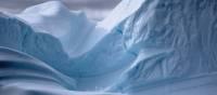 Sculptured iceberg in the Arctic   Rachel Imber