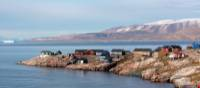 The Inuit settlement of Ittoqqortoormiit in Greenland   Rachel Imber