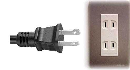 Type A plug